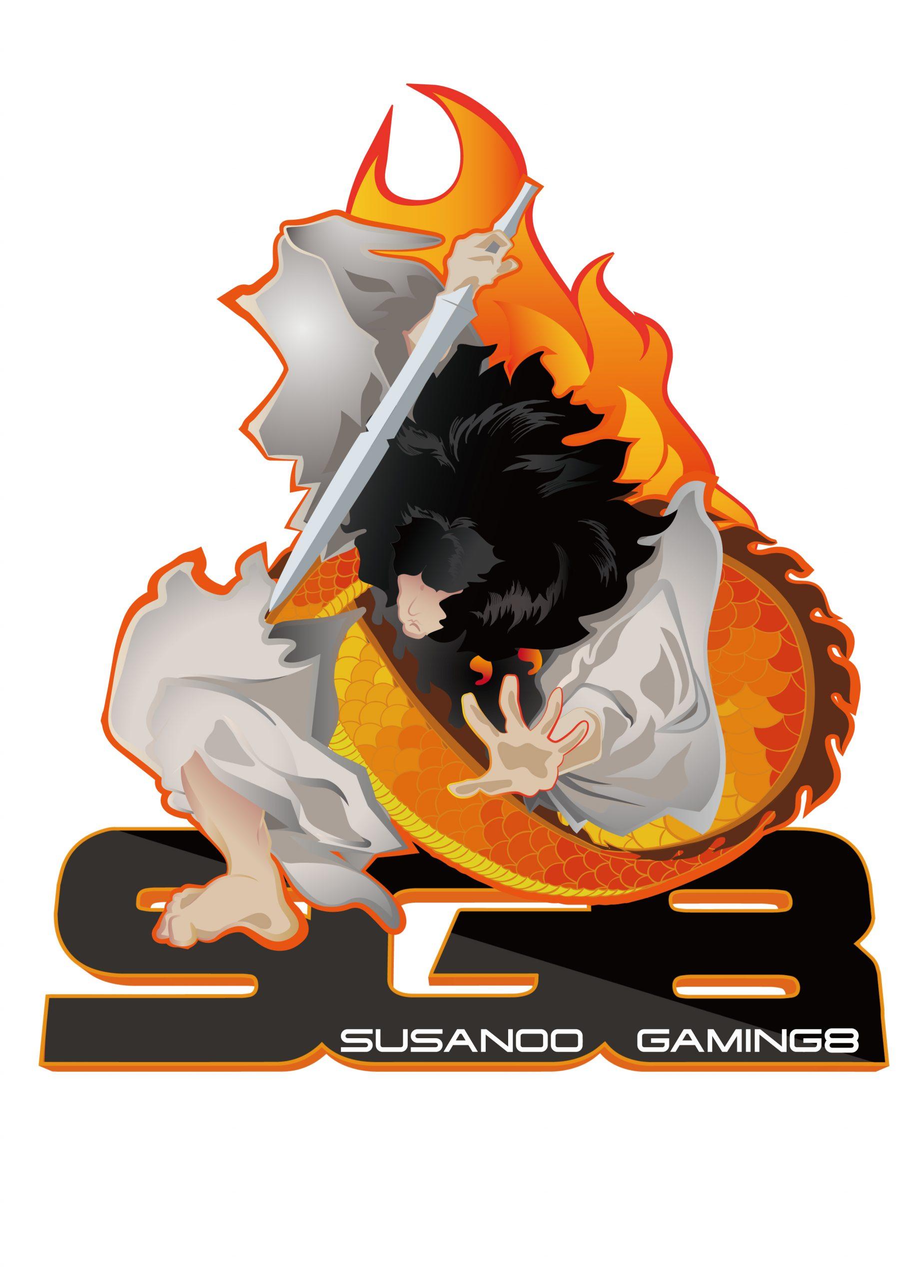 SUSANOO GAMING8/SG8
